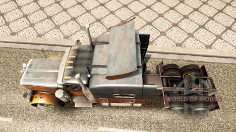 Peterbilt 379 v2.0 para Euro Truck Simulator 2