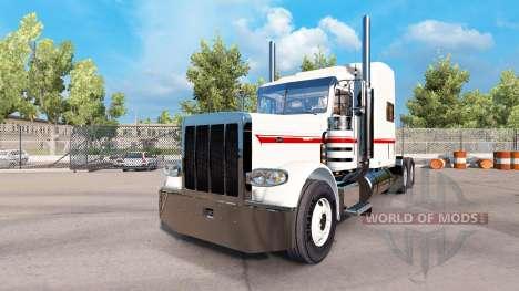 La piel de Nathan T Diácono para el camión Peter para American Truck Simulator