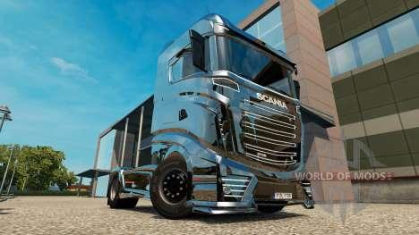 Scania R1000 Concept v4.0 para Euro Truck Simulator 2
