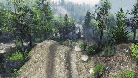 River Run v2.0 para Spin Tires