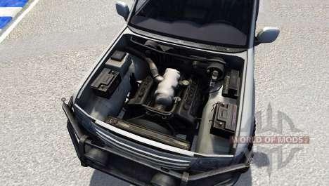 Toyota Land Cruiser 100 [renewed] para BeamNG Drive