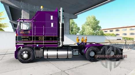 Conrad Shada de la piel para Kenworth K100 camió para American Truck Simulator