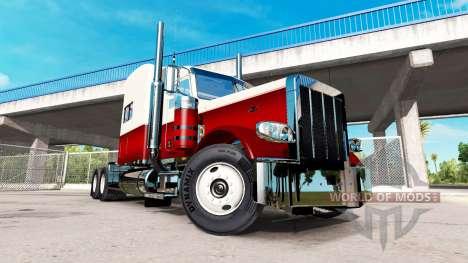 La Revolución de la piel para el camión Peterbil para American Truck Simulator