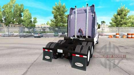 Pacífico sur de la piel para el camión Peterbilt para American Truck Simulator