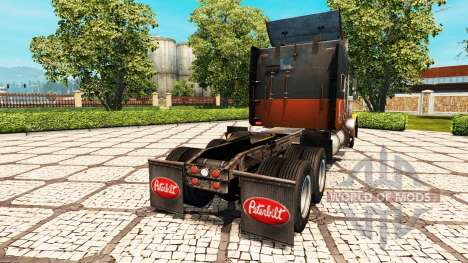 Peterbilt 379 v2.1 para Euro Truck Simulator 2