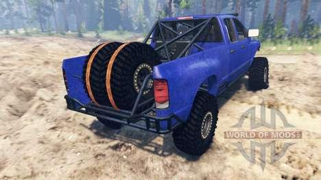Dodge Ram Pre-Runner [03.03.16] para Spin Tires