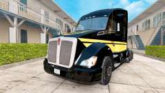 La piel de Smokey y El Bandido Kenworth truck en