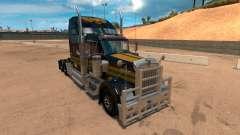 Kenworth W900 Golden Firebird Skin