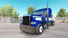 La Piel De Jack C Moss Trucking Inc. Peterbilt