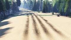 Los Caminos De Krasnodar para Spin Tires