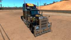 Kenworth W900 Mexico Skin v 2.0