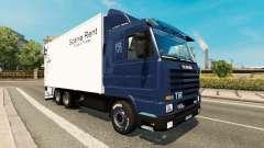 Скин Scania Alquiler на Scania 143M BDF