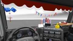 El nuevo interior es de Iveco camiones