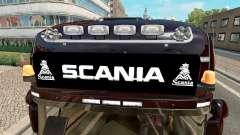 Barra De Luces Scania