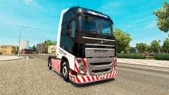 El Transporte pesado skin for Volvo truck