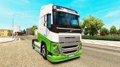 EAcres piel v1.1 tractor Volvo