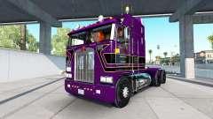 Conrad Shada de la piel para Kenworth K100 camió