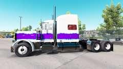La Perla de la piel para el camión Peterbilt 389