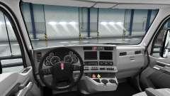Rediseñado el interior de la Kenworth T680