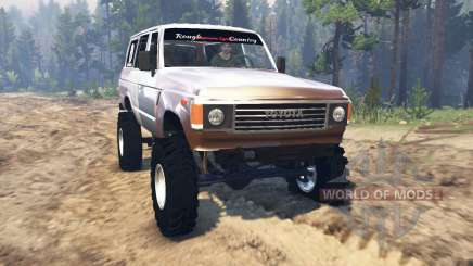 Toyota Land Cruiser 1960 v17.04.16 para Spin Tires