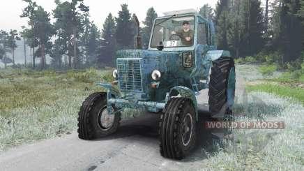 MTZ 80 Belarús [12.04.16] para Spin Tires