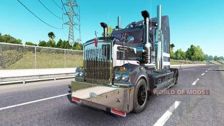 Kenworth T908 para American Truck Simulator