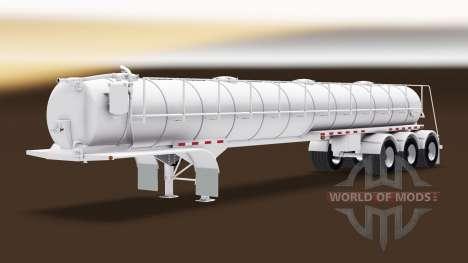 El trailer Durahaul v2.0 para American Truck Simulator