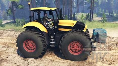Deutz-Fahr Agrotron X 720 para Spin Tires