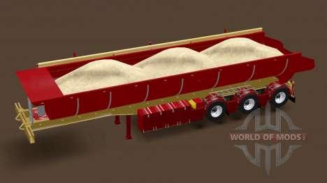 Un camión para American Truck Simulator