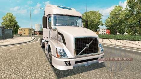 Volvo VNL 780 para Euro Truck Simulator 2