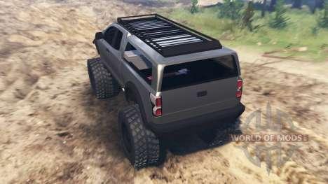 Toyota Tundra para Spin Tires