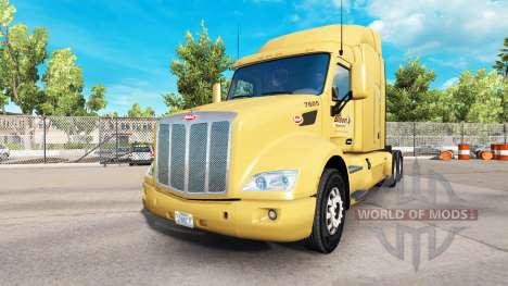 Bisonte de Transporte de la piel para el camión  para American Truck Simulator