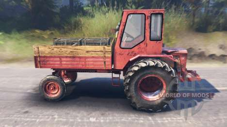T-16 para Spin Tires