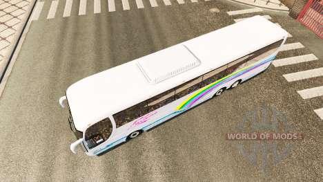 Marcopolo Paradiso 1200 G6 para Euro Truck Simulator 2