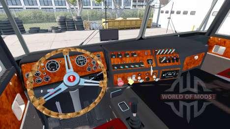 Kenworth K100 para American Truck Simulator