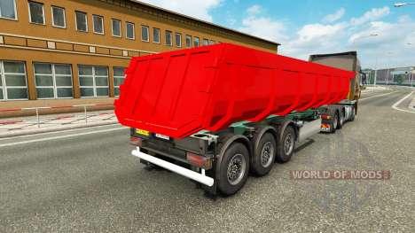 Un camión para Euro Truck Simulator 2