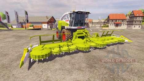 CLAAS Jaguar 980 para Farming Simulator 2013