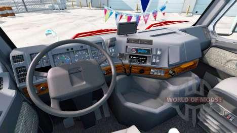 Volvo VNL 660 para American Truck Simulator