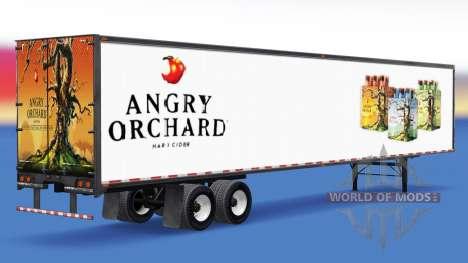Trailer De Angry Huerto para American Truck Simulator