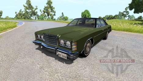 Ford LTD 1975 [redux] para BeamNG Drive