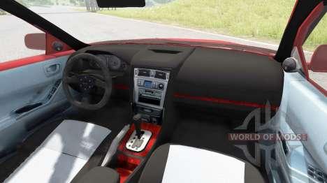 Mitsubishi Galant para BeamNG Drive