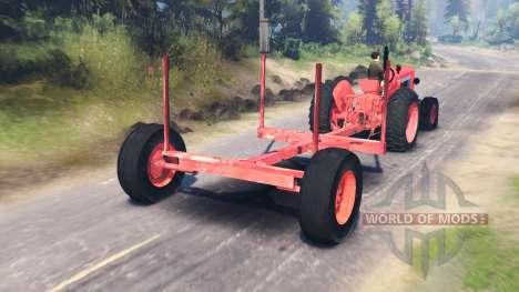 Valmet 565 para Spin Tires
