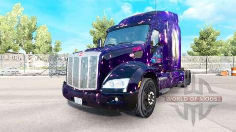 La piel de Viking para camión Peterbilt para American Truck Simulator