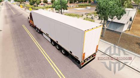 Semi-Remolque Schmitz Cargobull para American Truck Simulator