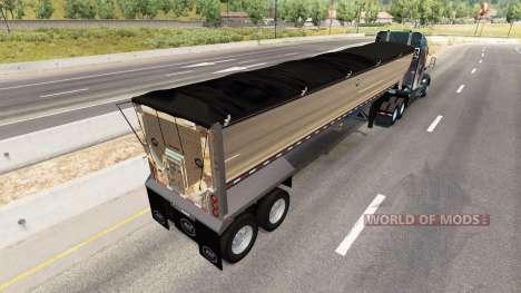 Chrome semi camión para American Truck Simulator