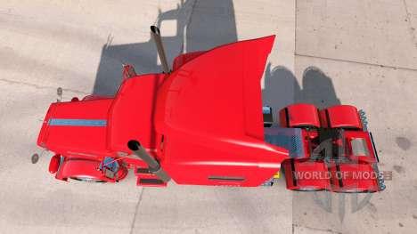 Peterbilt 389 v1.12 para American Truck Simulator