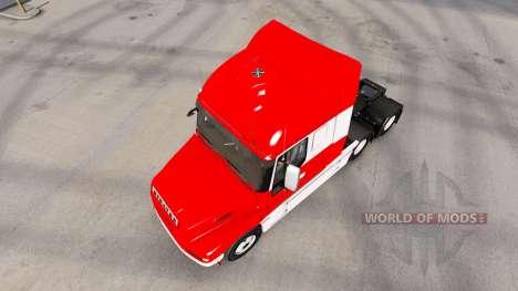 Iveco Strator para American Truck Simulator