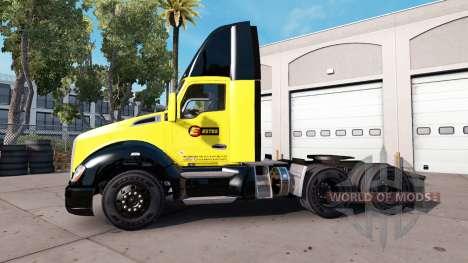 Estes piel para Kenworth tractor para American Truck Simulator