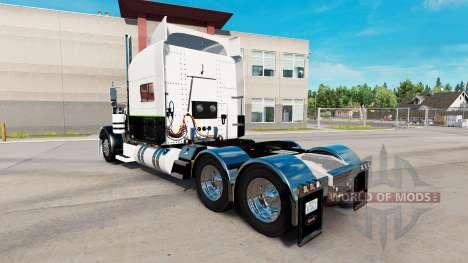 Duende verde de la piel para el camión Peterbilt para American Truck Simulator