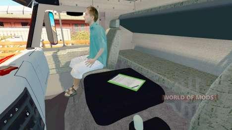 KamAZ-54115 turbo para Euro Truck Simulator 2